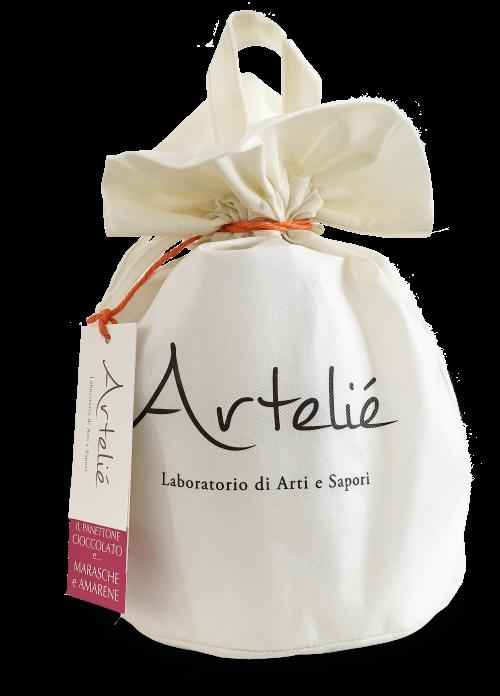 Panettone Cioccolato Marasche e Amarene